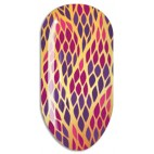 Stickers Nail Art Decals Mollon PRO - J076
