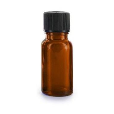 Flacon Aromatherapie Verre Ambre 10ml - PBI