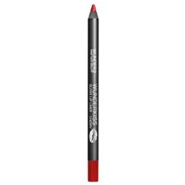 Wunderkiss Gloss Lip Liner Plum 1.2g