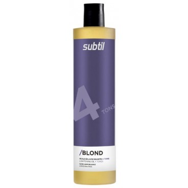 Subtil Blond Lightening Oil 4 Tones Ammonia Free 400 ML