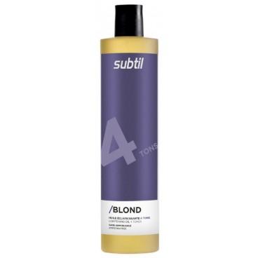 Subtil Blond Lightening Oil 4 Tones Senza ammoniaca 400 ML