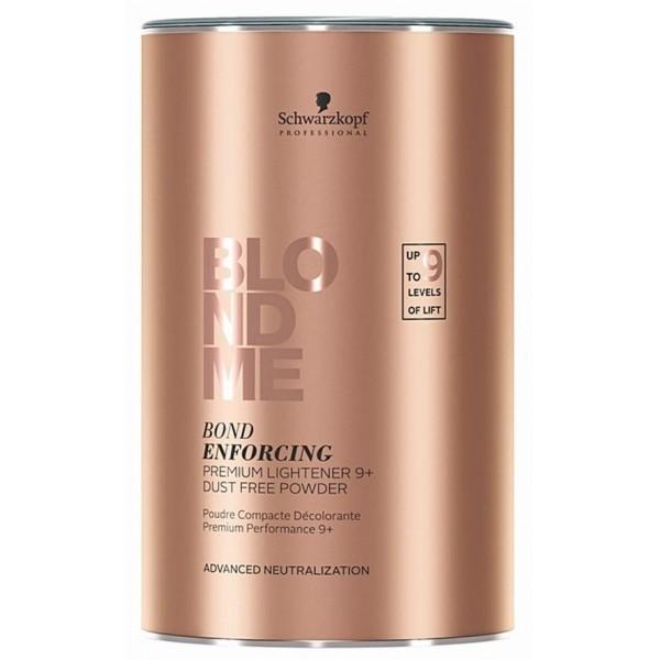 Premium BlondMe Performance Compact Powder 9+