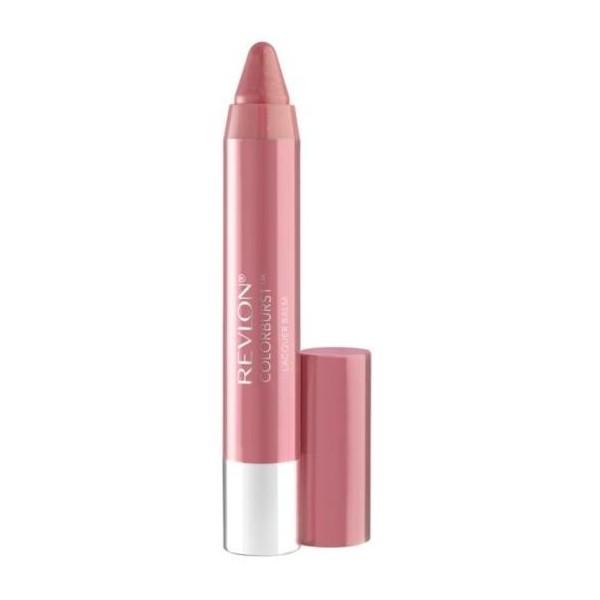 Lápiz labial de Revlon ColorBurst Baume tinta 065 Irresistible