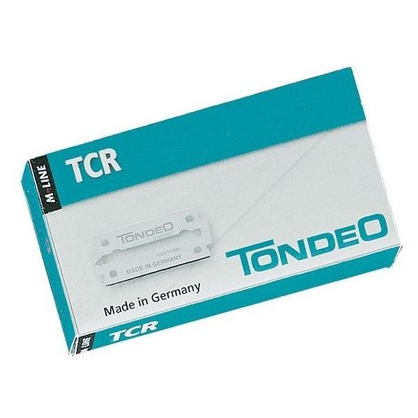 Paquete de cuchillas Tondeo TCR x10