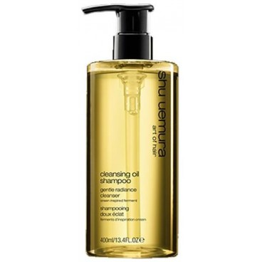 Shampooing doux éclat Cleansing Oil 400 ml