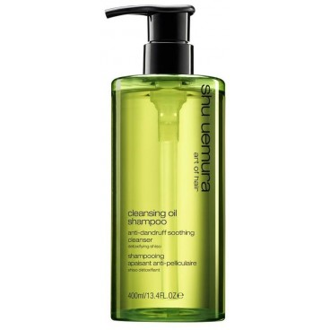 Shampooing apaisant antipelliculaire Cleansing Oil 400 ml.jpg