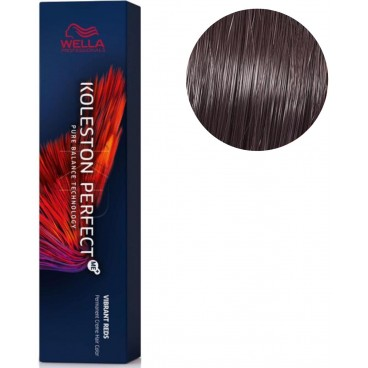 Koleston Perfect ME + Vibrant Red 44/66 chaise long viola intenso 60 ML