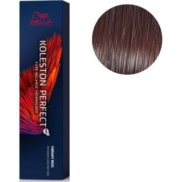 Koleston Perfect ME + Red Vibrant 55/44 intensiver kupferfarbener Chatain 60 ML
