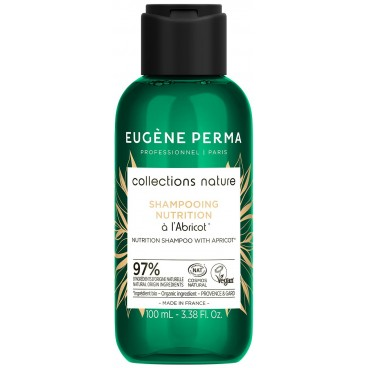 Shampooing Nutrition Collections Nature Eugène Perma 100 ml