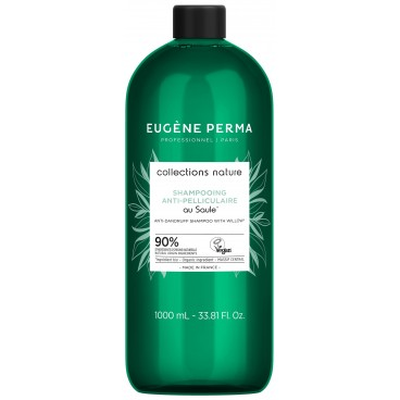 Shampooing Antipelliculaire Collections Nature Eugène Perma 1000ml