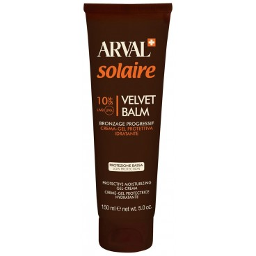 Crème Gel Protectrice Hydratante SPF10 150ml Solaire - Arval