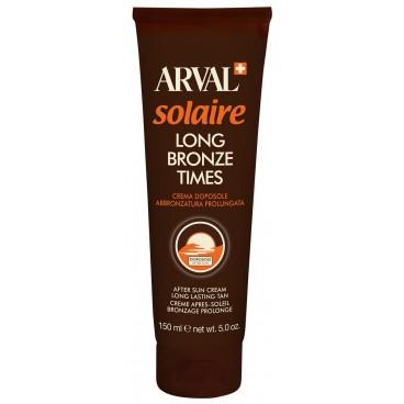 Crème après-soleil Bronzage Prolongé 150ml Solaire - Arval