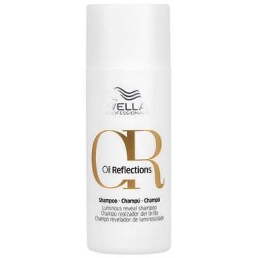 Wella Care Shampoo Oil Reflections Travel Size 50 ml