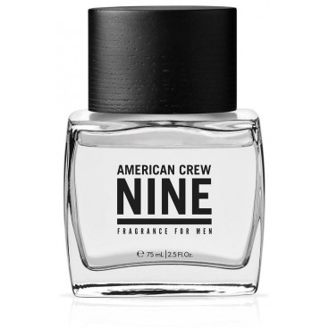Perfume NINE American Crew 75 ML
