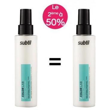 Pack Subtil ColorLab soin intégral 11 en 1 150ml -50% sur le 2e
