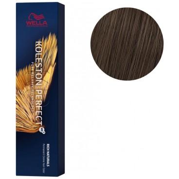 Coloration Koleston Perfect ME+ 5/3 châtain clair doré Wella 60ML
