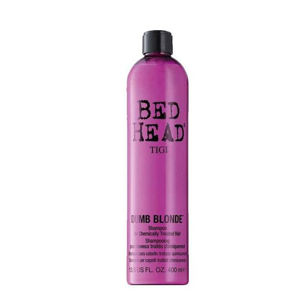 Shampoo Tigi Bed Head Dumb Blonde 400 ML