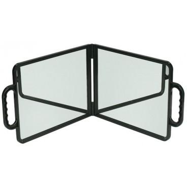 Miroir Bi-Vision double