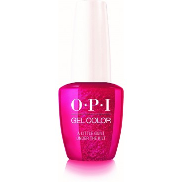OPI Vernis Gel Color - A Little Guilt Under the Kilt - 15ML