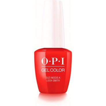 OPI Gel Color - Suzi Needs a Loch-smith - 15ML