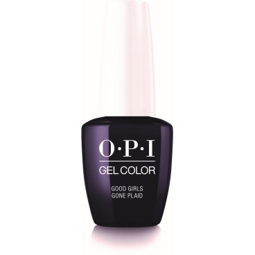 OPI Gel Color - Good Girls Gone Plaid - 15ML