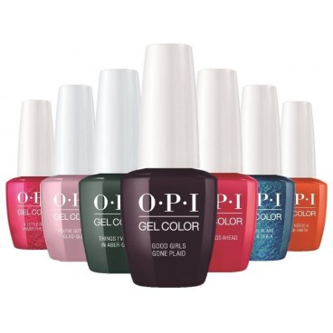 OPI Vernis Gel Color Collection SCOTLAND