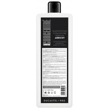 Shampooing concentré à l'Abricot Ducastel 1L