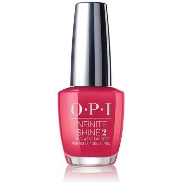 OPI Vernis Infinite Shine - Red Heads Ahead - 15ML