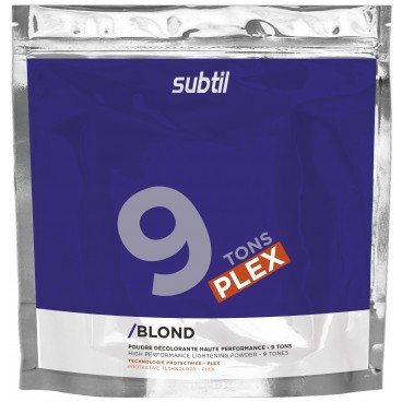 Poudre décolorante 9 tons SUBTIL BLOND 500G