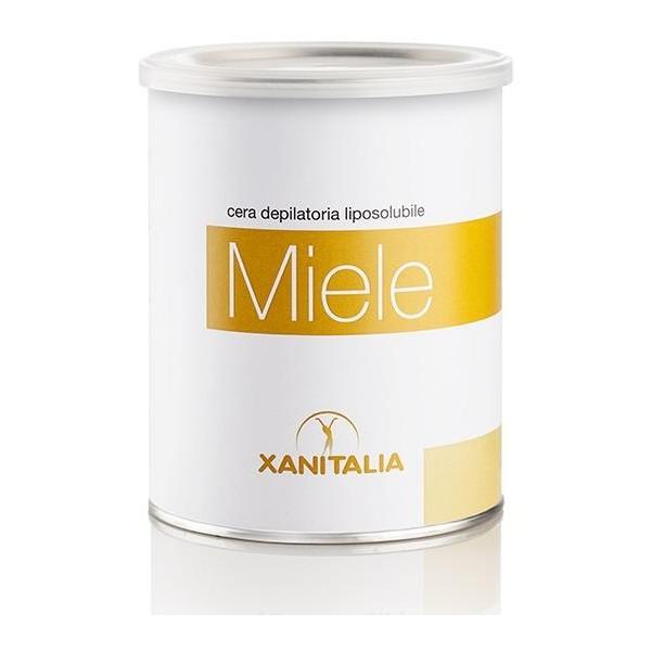Cire Jetable Liposoluble Miel Pot 800ml - Tous types de peaux