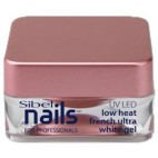 Gel UV / LED Ultra Low Temperature Bianco 15ml French Manicure
