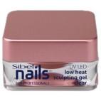 Gel UV / Led Modeling Clear Low Temperature Sibel Nails 15ml