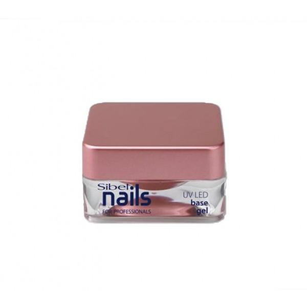 base di gel UV / Led Sibel unghie 15ml