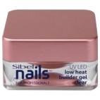 Gel de construction clear UV/Led basse température Sibel Nails 15ML