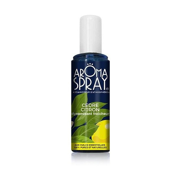 Aromaspray 100ml Cedar Zitrone