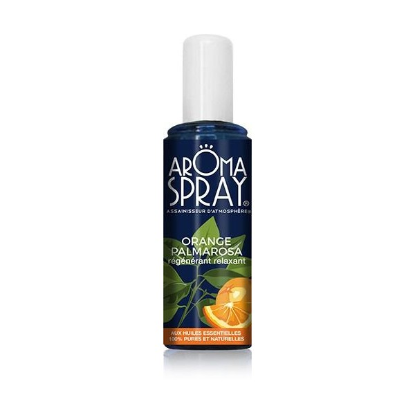Aroma Spray Orange Palmarosa 100ml