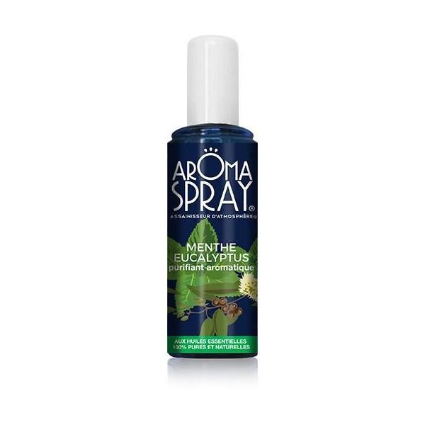 Aroma Spray 100ml di eucalipto menta