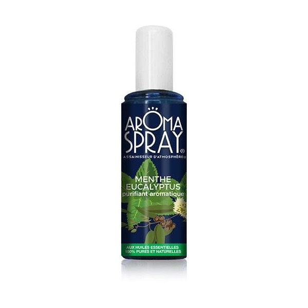 Aroma Spray 100ml Eucalyptus Mint
