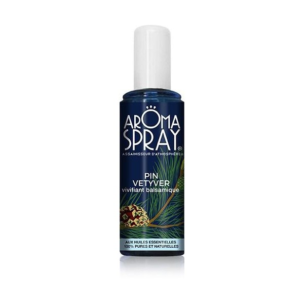 Aroma Spray 100ml Pin Vetyver