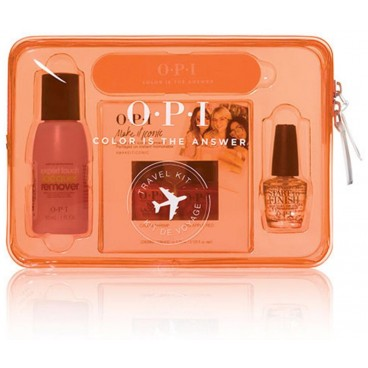 Travel kit for long-term manicure OPI