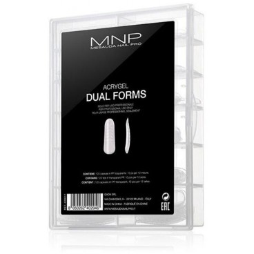 Tips double forme Dual Form Tips 120 pièces