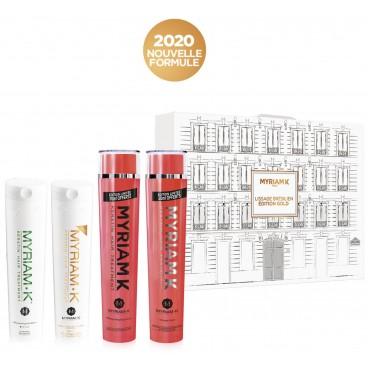 Brazilian Gold Smoothing Kit von Myriam K Paris Edition