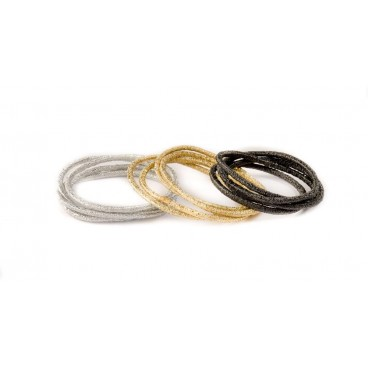 Image of 12 STRETCH Nero Oro Argento