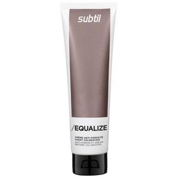 Crème anti-porosité avant coloration Equalize Subtil 150ml