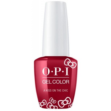 OPI Vernis Gel Color - A Kiss On The Chic - 15ML.jpg