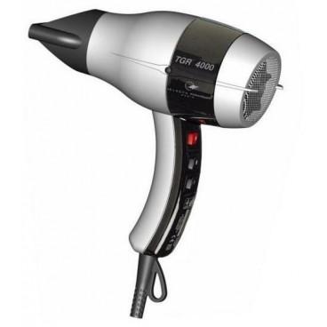 Sèche cheveux Tgr 4000 XS Compact Gris/Noir