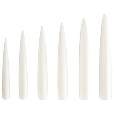 Capsule tips extra longs stiletto (Sachet de 12) Beauty Nails 191-28.jpg