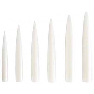 Capsule tips extra longs stiletto (Sachet de 12) Beauty Nails 191-28.jpg