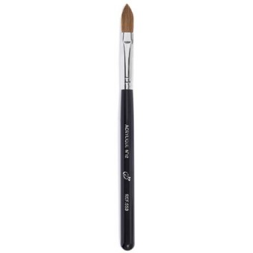 Acrylpinsel Nr. 12 Beauty Nails 553N-28