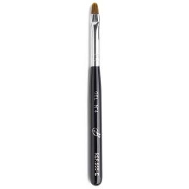 Pinceau Gel uv n°4 pm Beauty Nails 555-E-28